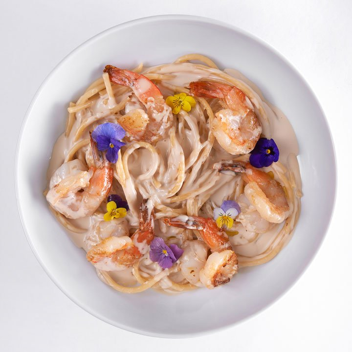 Buccatinni Shrimp